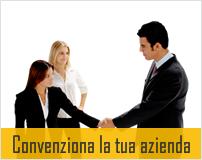 Convenziona la tua azienda